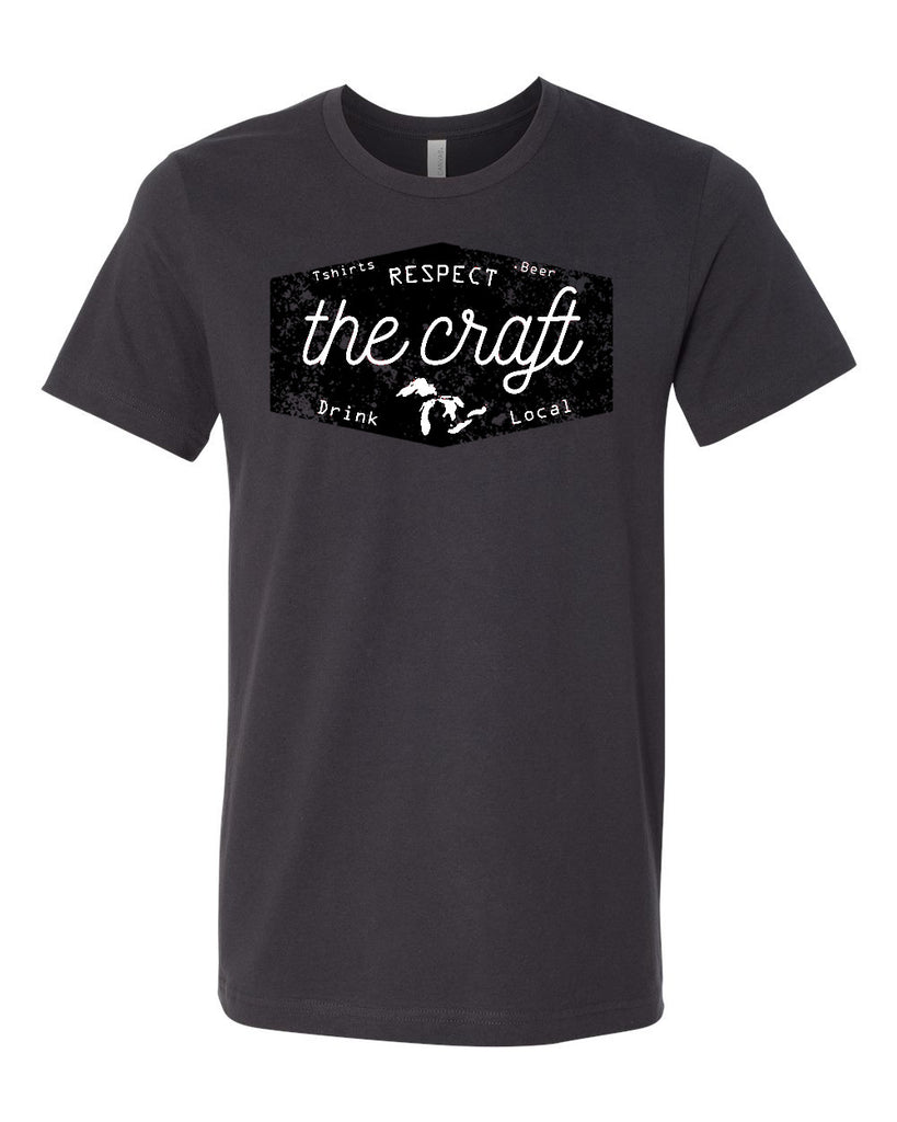 Respect the Craft Unisex Tee