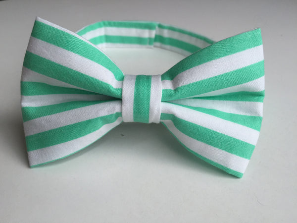 Candy Shop Stripes - Dapper Guy Bow Ties