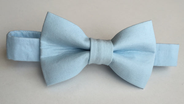 Powder Blue - Dapper Guy Bow Ties - 1