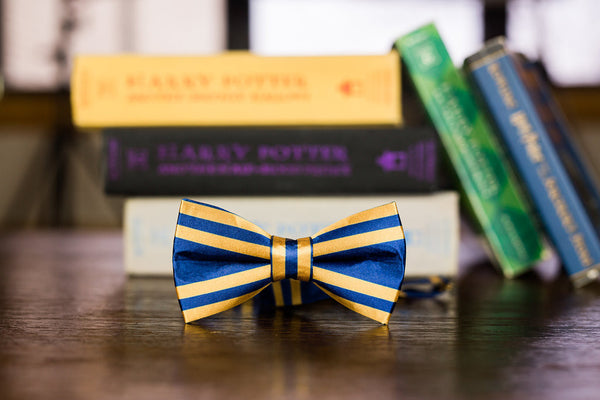 Adult Ravenclaw Satin Bow Tie