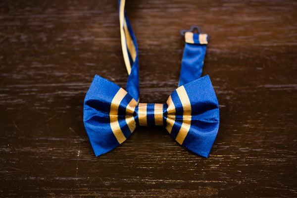 Ravenclaw Satin Bow Tie: Infant-Child
