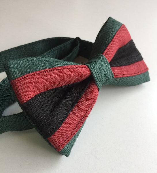 Boba Fett Star Wars Custom Created Bow Tie - Dapper Guy Bow Ties - 2