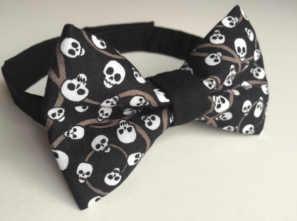 Skulls - Dapper Guy Bow Ties - 2