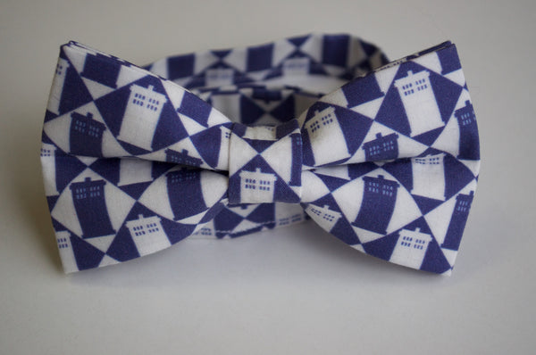 Tardis - Dapper Guy Bow Ties - 2