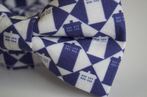 Tardis - Dapper Guy Bow Ties - 3