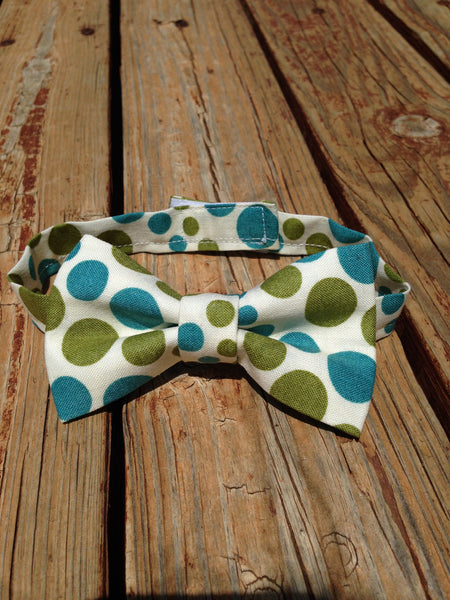 Vintage Polka Dots - Dapper Guy Bow Ties - 1