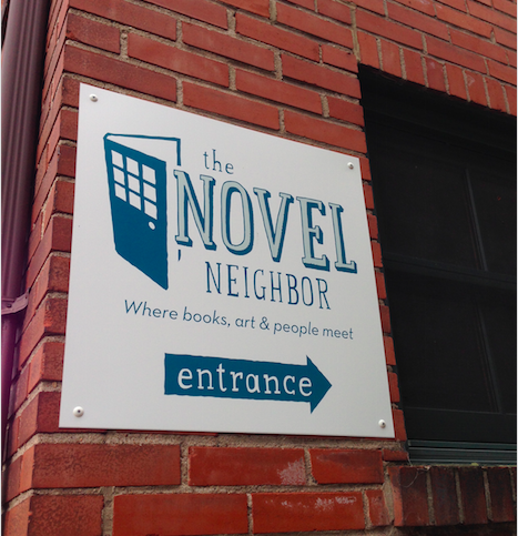 Get Halos at The Novel Neighbor!