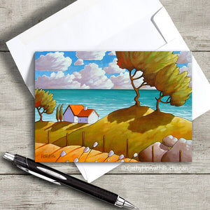greeting cards art cards by artist Cathy Horvath Buchanan