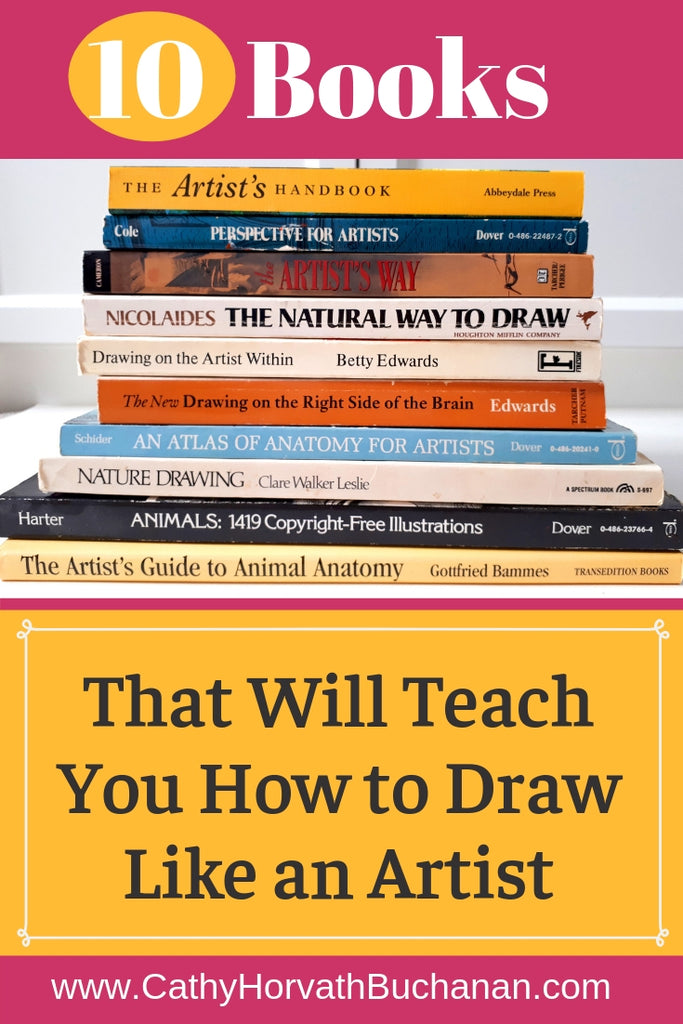 books that teach you to draw