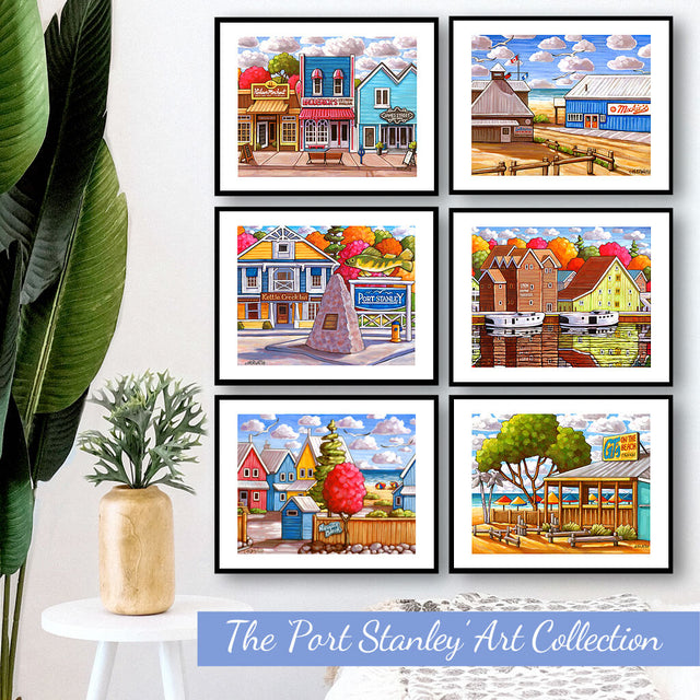 port stanley art prints collection