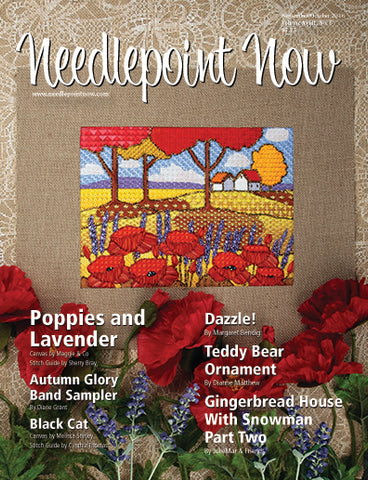 Cathy Horvath Art for Needlepoint Now