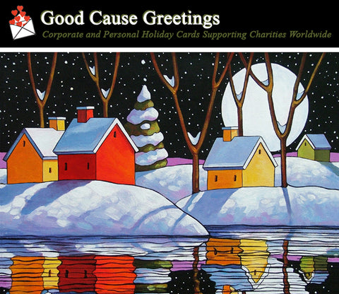 good cause greetings christmas card