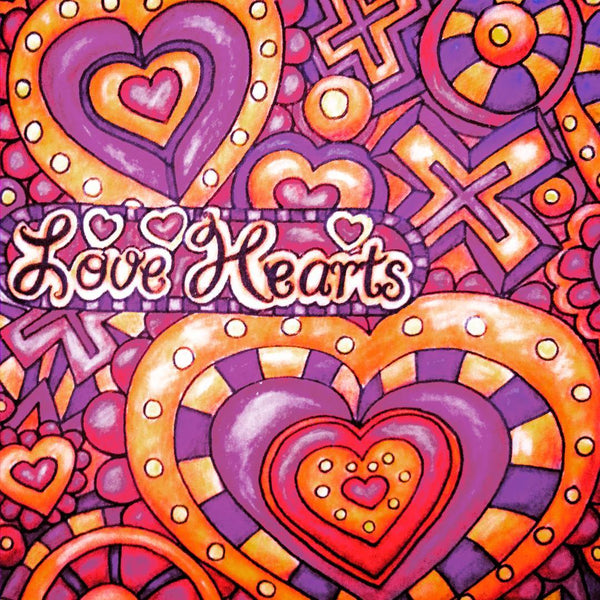 love hearts by cathy horvath buchanan