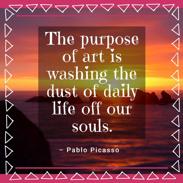 the purpose of art