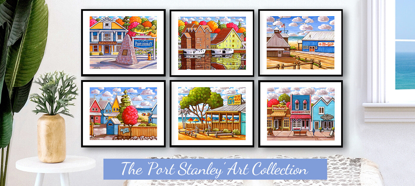 port stanley collection