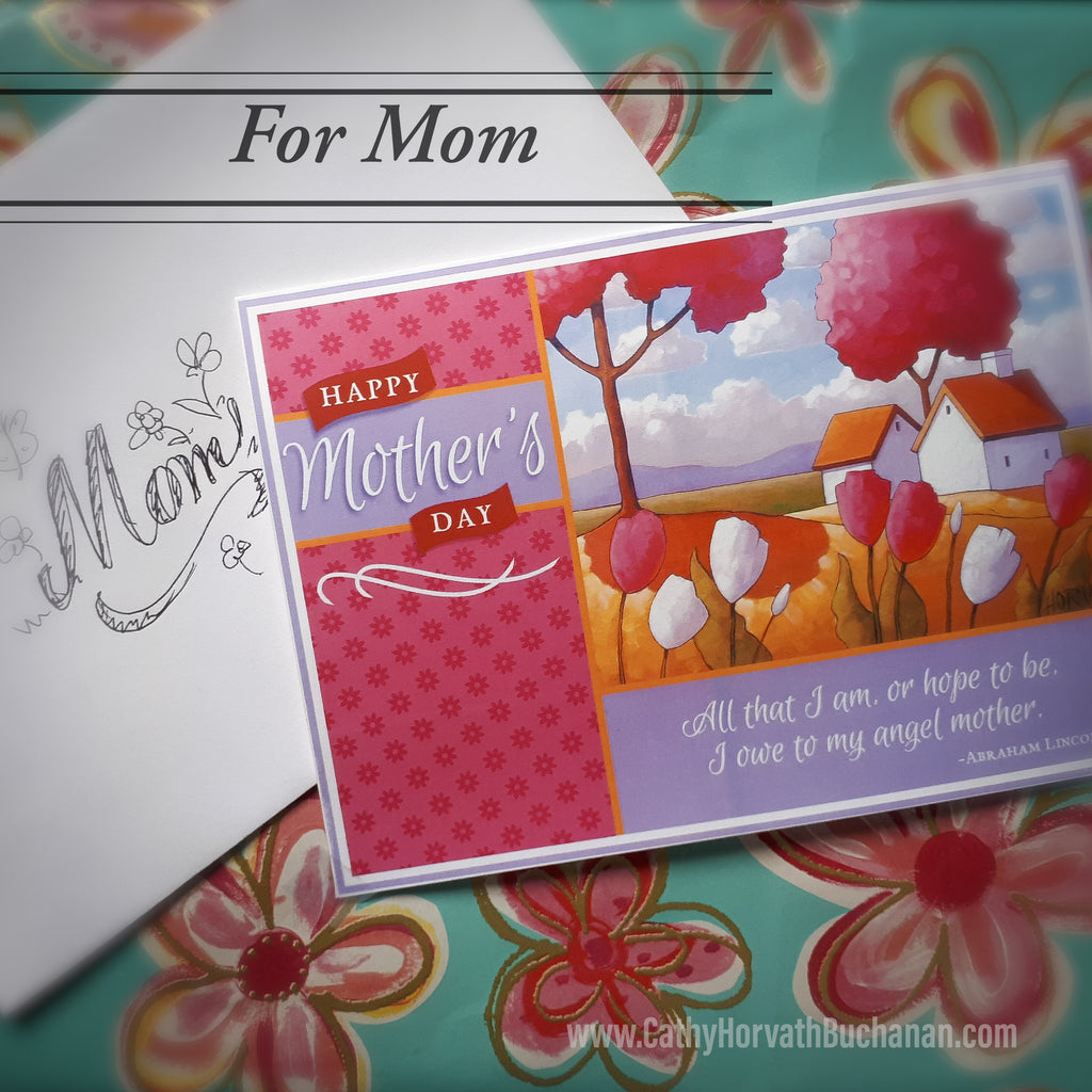 present for mom by cathy horvath buchanan