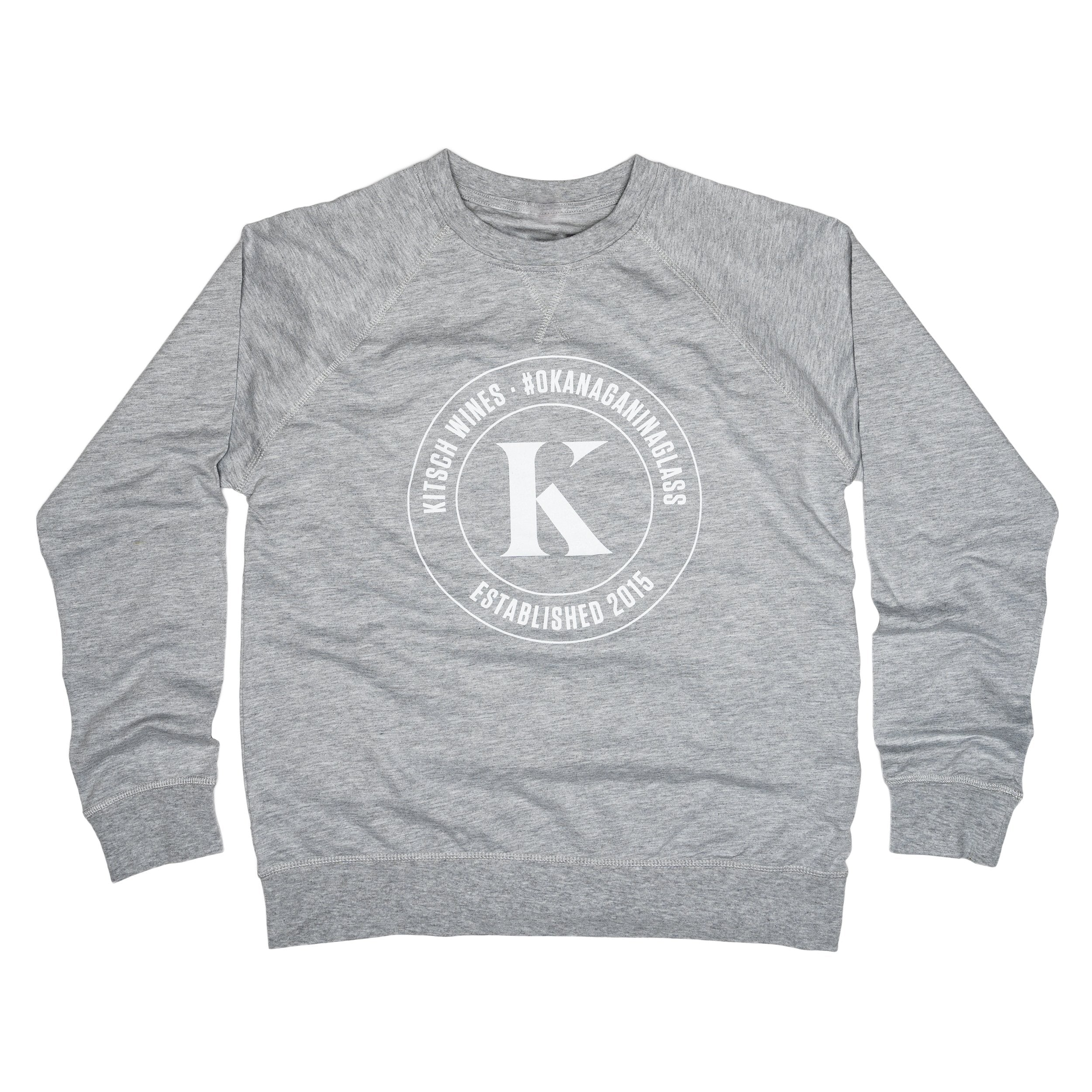 Grey K Sweater