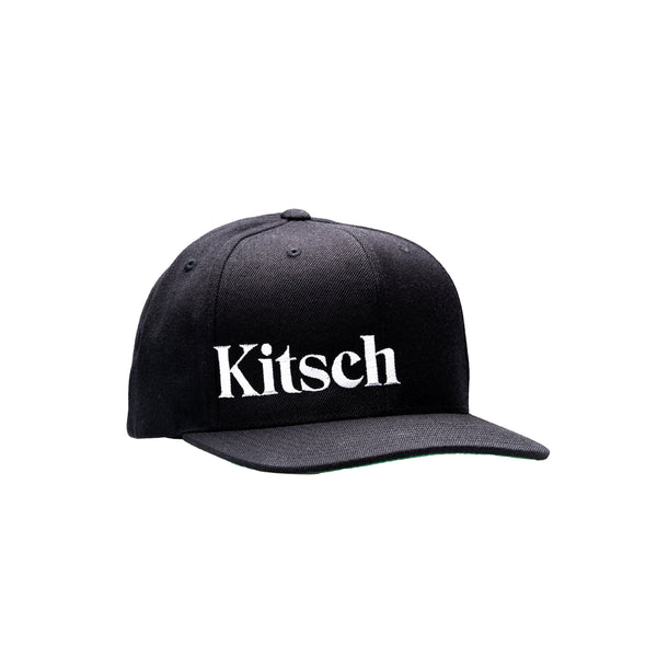 Kitsch snap-back hat