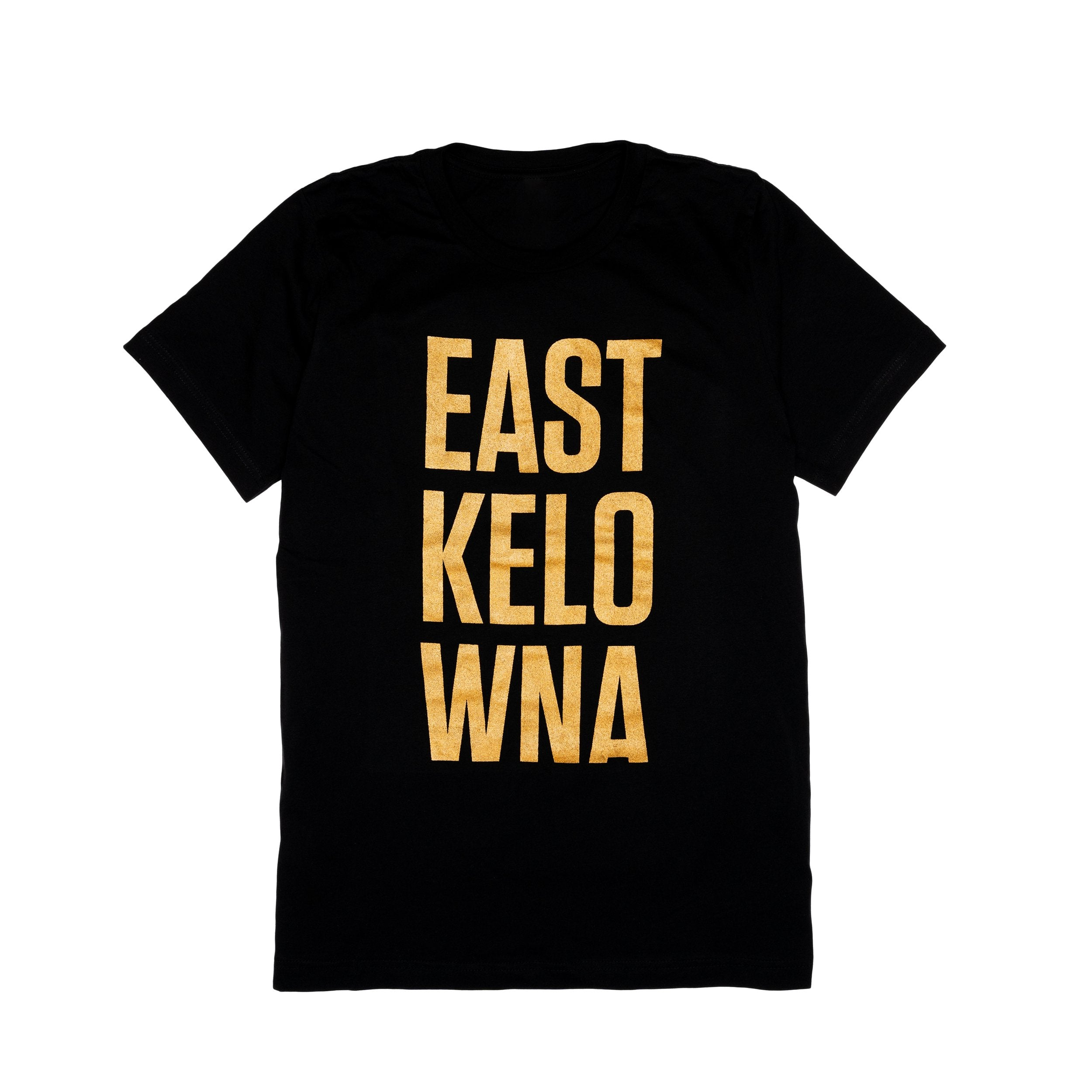 East Kelowna T-Shirt Black