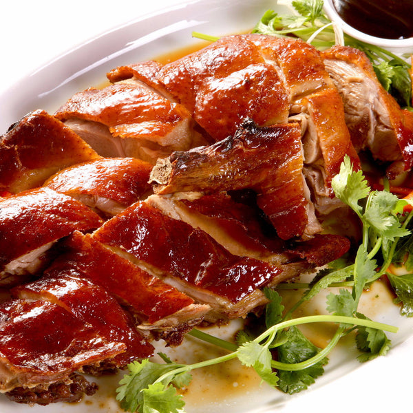 1/2 BBQ duck with special sauce - Canard BBQ - Restaurant PM