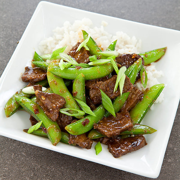 Grilled beef with cumin