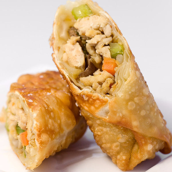 Chicken Eggs rolls (2) - Restaurant PM
