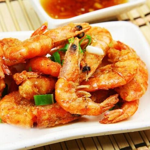 Boiled/Spicy salt whole Shrimps - Seasonal Special
