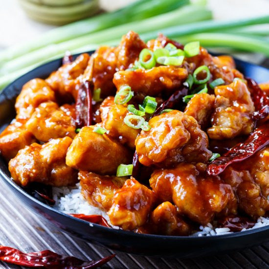 General Tao chicken - Restaurant PM