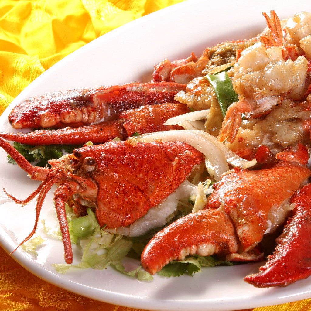 Lobster with ginger and shallots OR Spicy salt 1.3lb - Restaurant PM