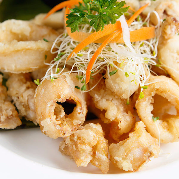 Spicy salt fried Calamari - Restaurant PM