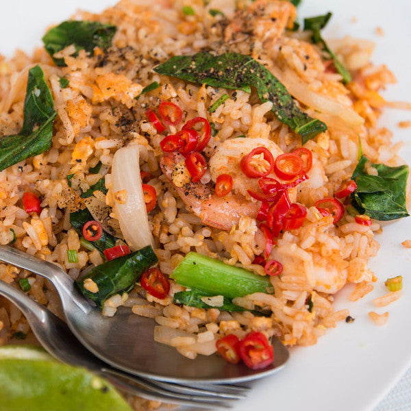 Thai fried rice (spicy)