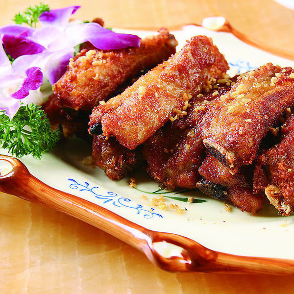 Garlic Spareribs - Restaurant PM
