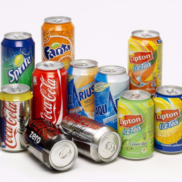 Soft drinks / water