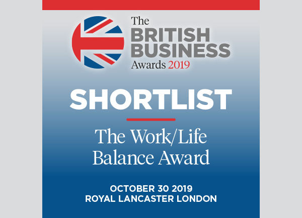 Work Life/Balance Award Shortlist