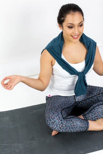 Baby Yoga - the Bshirt and Sweaty Betty!