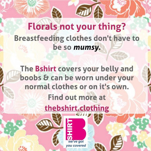 Florals are so mumsy