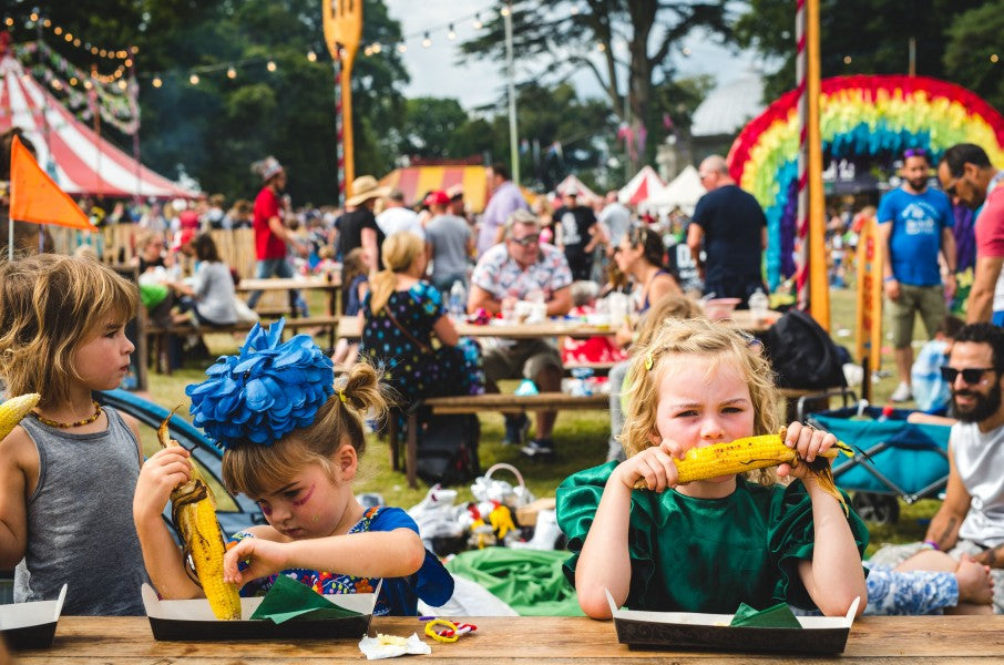The UK's Top Family Friendly Festivals