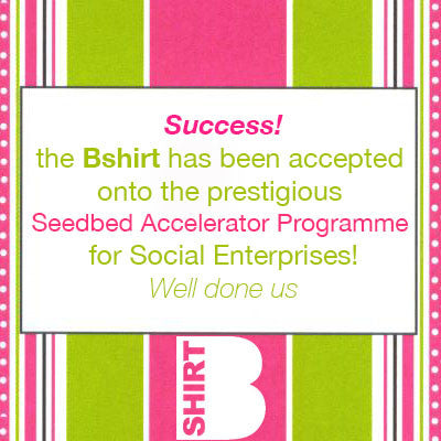 We've been accepted onto the Seedbed programme!