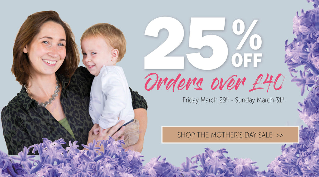 Mothers' Day Sale