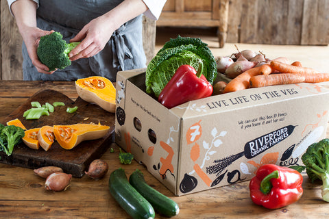 Win a veg box