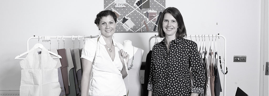 Philippa & Lisa - Bshir co-founders