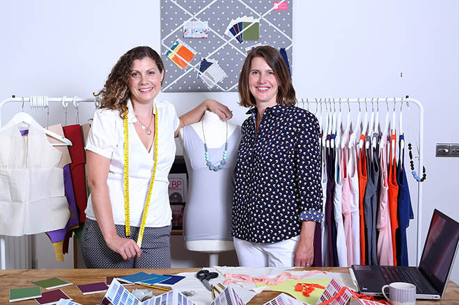 Philippa & Lisa Bshirt Co-Founders
