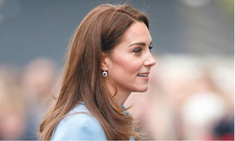 Kate Middleton talks about parenting