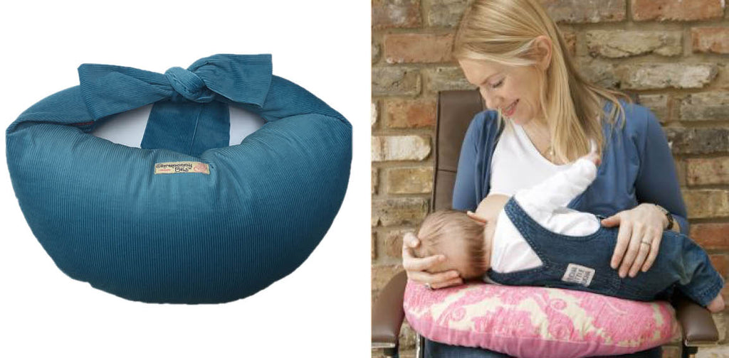 thrupenny nursing pillow