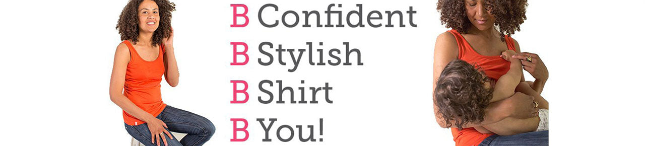 Be Confident, Be Stylish, Bshirt