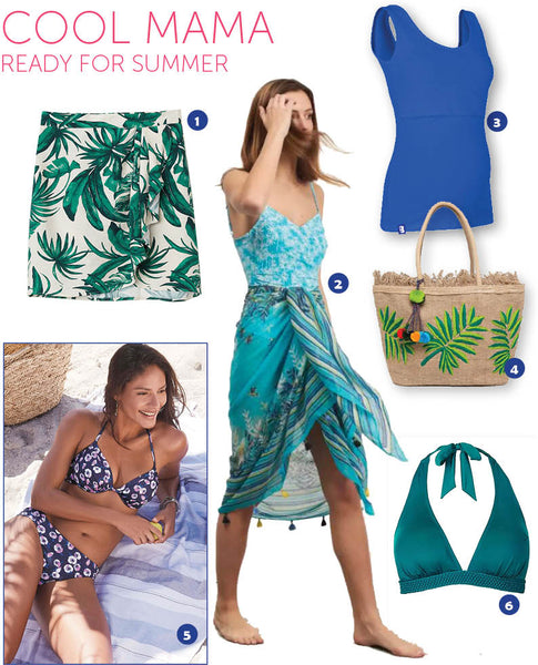 Beach Mum top fashion picks