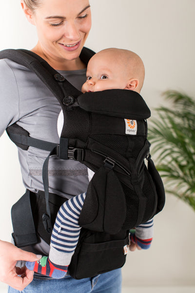 Ergo Baby Carrier Omni 360 Cool Air Mesh
