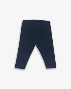 Bbaby Organic Cotton Leggings in Navy
