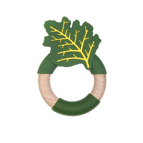 Nibbling - Kale Superfoods Teething Toy