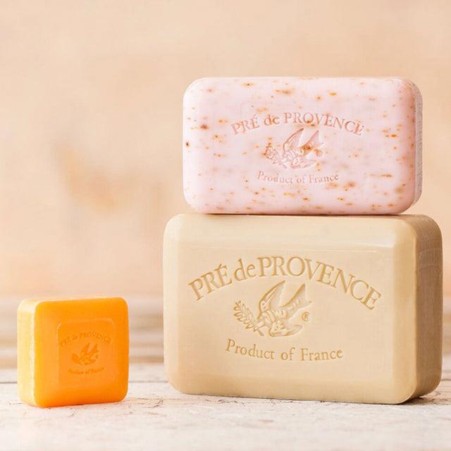 The Cult Favorite Quad-Milled French Soap